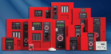Alarm System Panel - Fire Protection