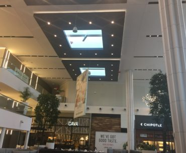 Mont Mall - Fire Protection System